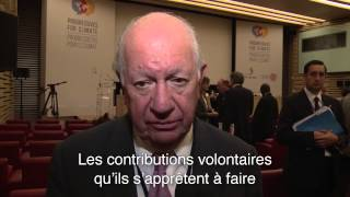 Ricardo LAGOS, Former President of Chile – Progressives for Climate Conference
