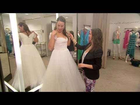 Bridal Style From The Wedding Suite At Nordstrom Youtube