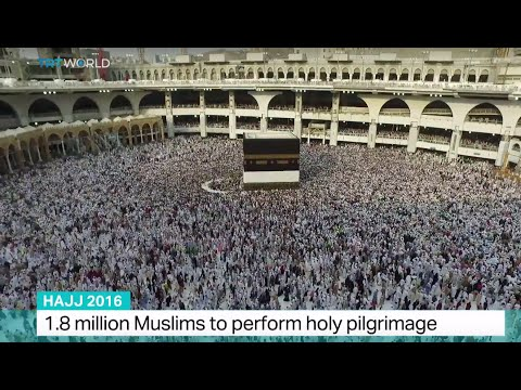 Hajj 2016: 1.8 million Muslims to perform holy pilgrimage
