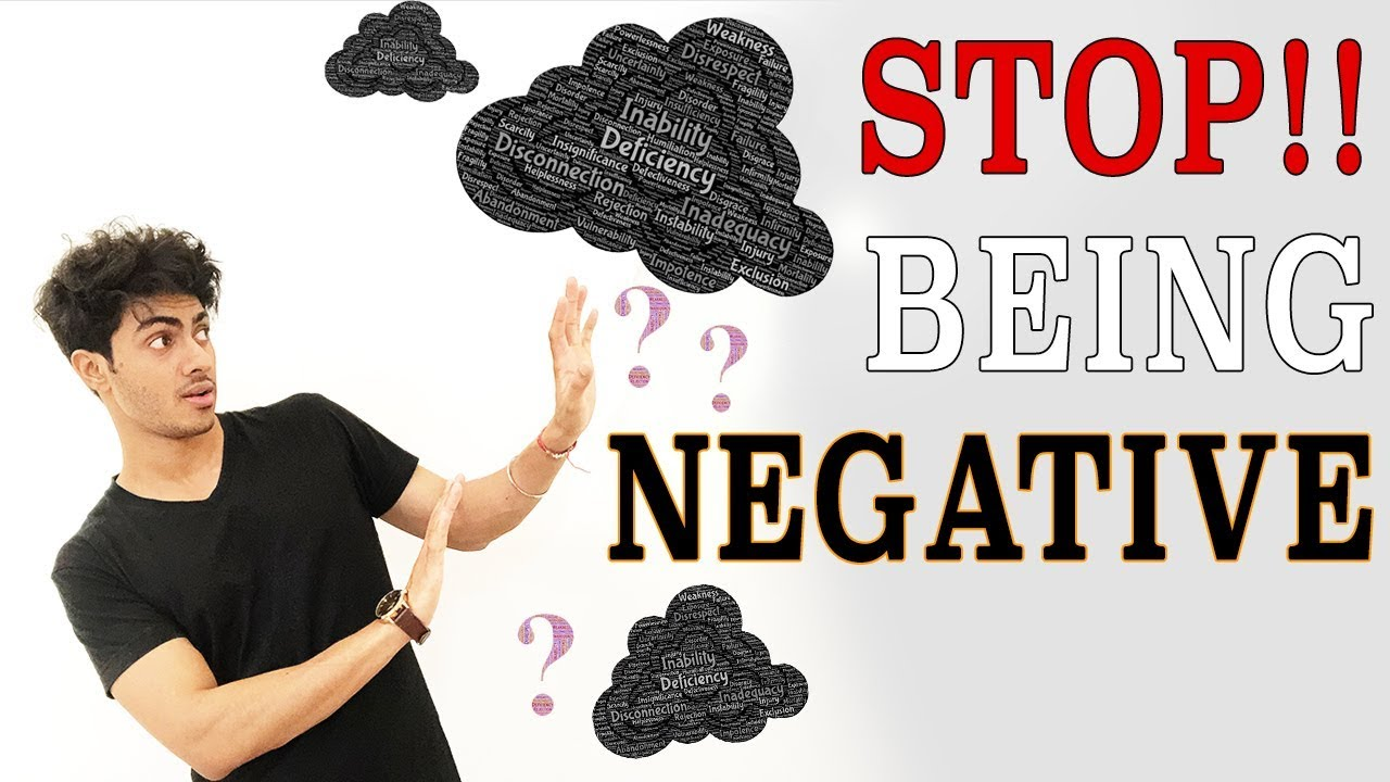 7 Types of Negativity You Must KILL To Be More CONFIDENT Everyday! (the fixes)