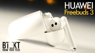 Huawei Freebuds 3 Review | Noise Cancelled!