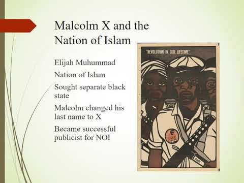 History 362 Lecture 24 Black Power