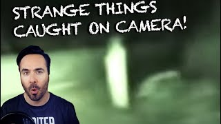 10 STRANGER THINGS & Mysterious Moments Caught On Camera!