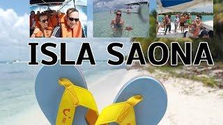 ISLA SAONA DomRep: TUI Tour Punta Cana - Catamaran & Speedboat