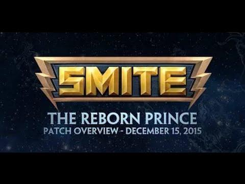 видео: smite - Обзор патча