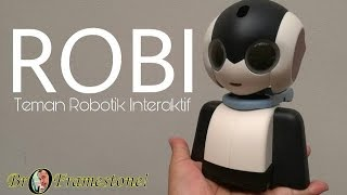 Pengalaman Memasang Robi - Teman Robotik Interaktif dari Jepun