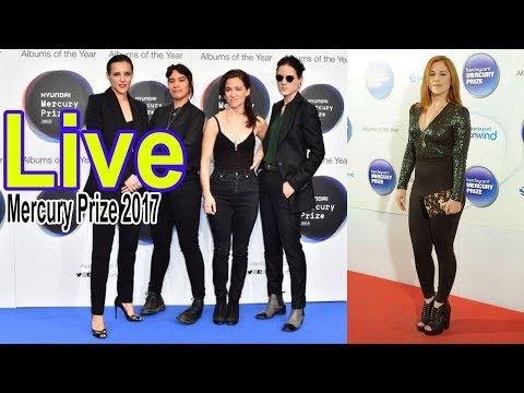 Mercury Prize 2017   Live With Stars on Red Carpet   See Prize Winner
