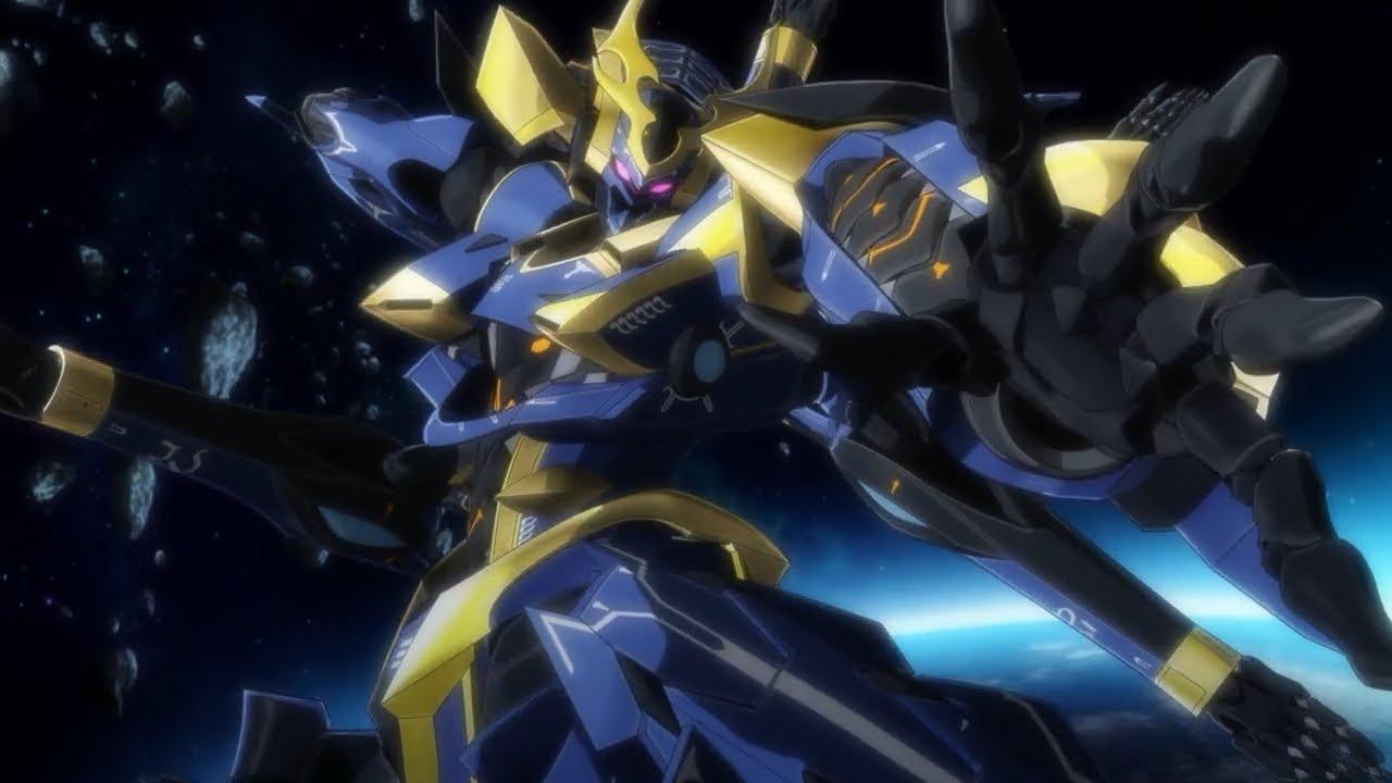mecha anime 2017