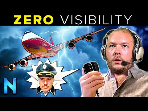 REAL PILOT Helps Civilians Emergency Land a 747 IN A STORM!   Flight Simulator 2020