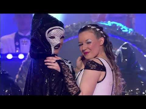 Stadtgarde Baunatal - Showtanz Liebe lebt bei Nordhessen feiert Karneval 2018