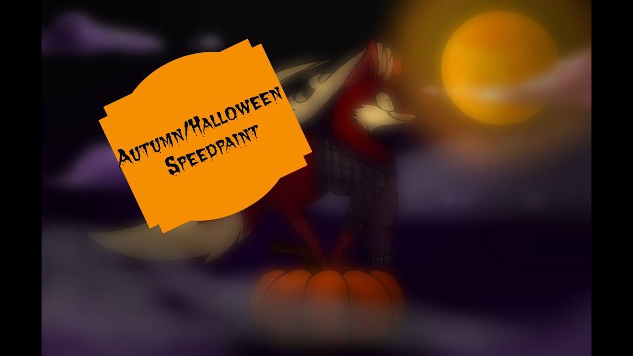 Download Fuzywuzy Draws - Ready for Halloween  .:Speedpaint:.