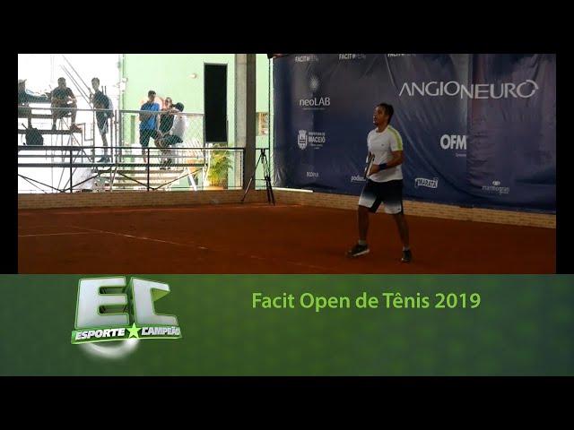 Facit Open de Tênis 2019