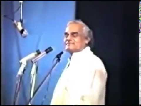 Vajpayee on Indian caste system ( History and future )