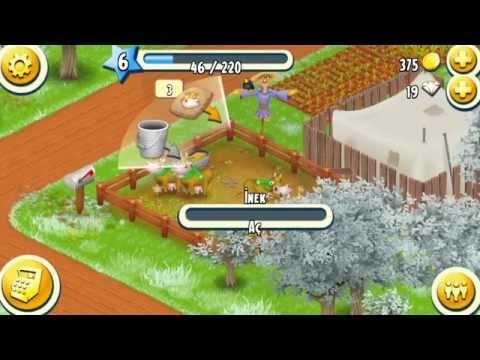 Hay Day Çiftlik Oyunu Oyna