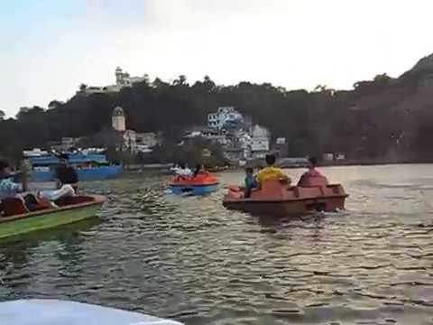 Aabu Ambaji Ride boating and enjoyment with full entertainment