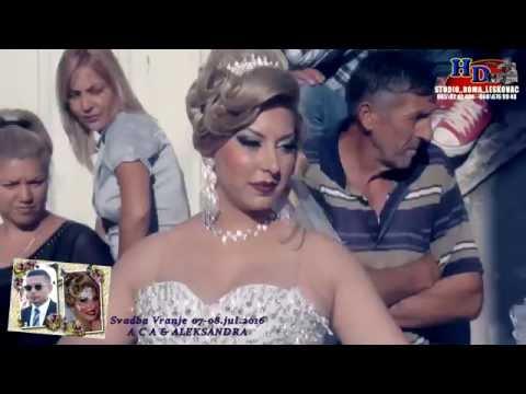 Svadba Aleksandra & Aca dolazak Po maldu vranje Video Production Studio Roma Full HD Leskovac