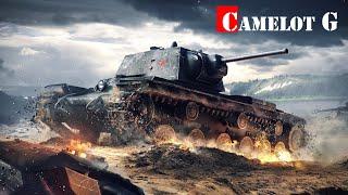 Причины поражения в рандомных боях World of Tanks (WOT)  Camelot G  обзор видео гайд guide review