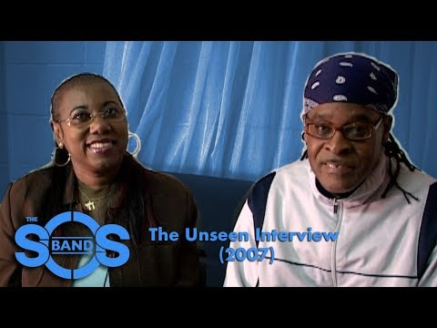 The S.O.S. Band  - The Unseen Interview