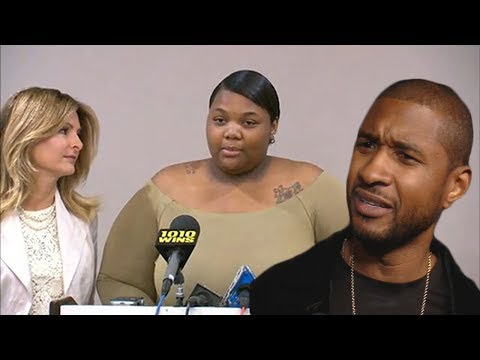 Usher Accuser Now Claims She Is Herpes Free & Still Wants To Sue For Damages