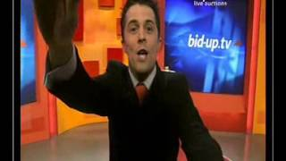 Lee Baldry Closedown on bid-up.tv