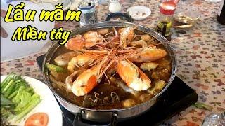 Phát thèm quán lẩu mắm cực ngon ở Sài Gòn | saigon travel
