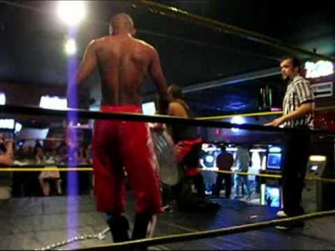 New Jack 2010 Incident (w/ American Gangstas)  AKA The ASW Crime Scene