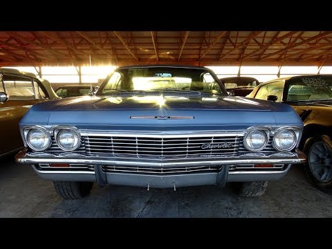 1965 Chevrolet Impala V8 – Original Interior – Country Classic Cars