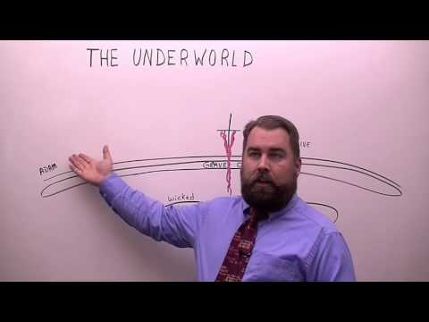 The Underworld: What's under our feet according to the Bible