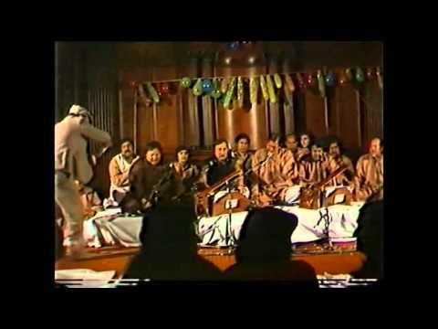 Aap Baithey Hain Pali Pe Meri - Ustad Nusrat Fateh Ali Khan - OSA Official HD Video