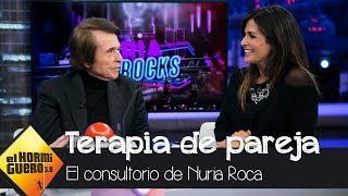 Nuria Roca confiesa sus problemas en la terapia de pareja - El Hormiguero 3.0