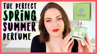 VERSACE VERSENSE The Perfect Spring-Summer Perfume!!