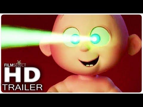 LOS INCREIBLES 2 Trailer Español (2018)