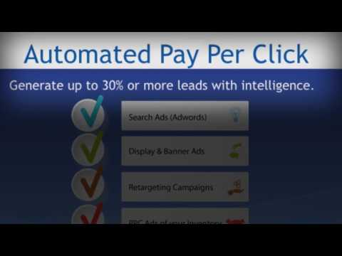 Automated Pay Per Click