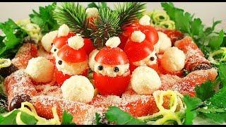 Закуска на Новый Год и Рождество #Рождественский Венок *