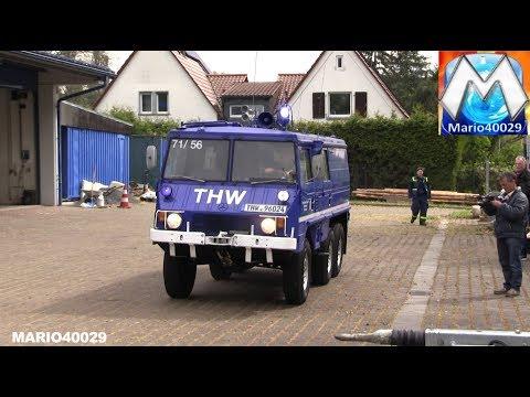 [Fachgruppe Ortung] Pinzgauer THW OV Wiesbaden