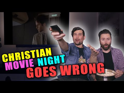 Christian Movie Night Goes Wrong!