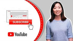 Getting started | How to subscribe to a YouTube channel and why