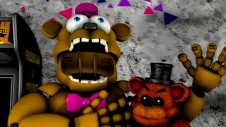 FUNNIEST EASTER SPECIAL! - FNaF 6 Ultimate Custom Night (Five Nights at Freddy's Animation SFM)