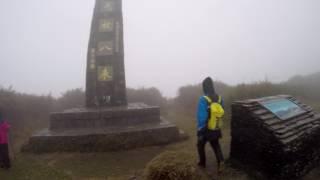 2017.3.8-10奇萊南華-天池山莊到光被八表.