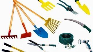Обзор садового инструмента