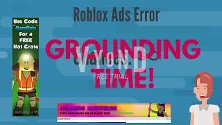 Roblox ads error GA 15