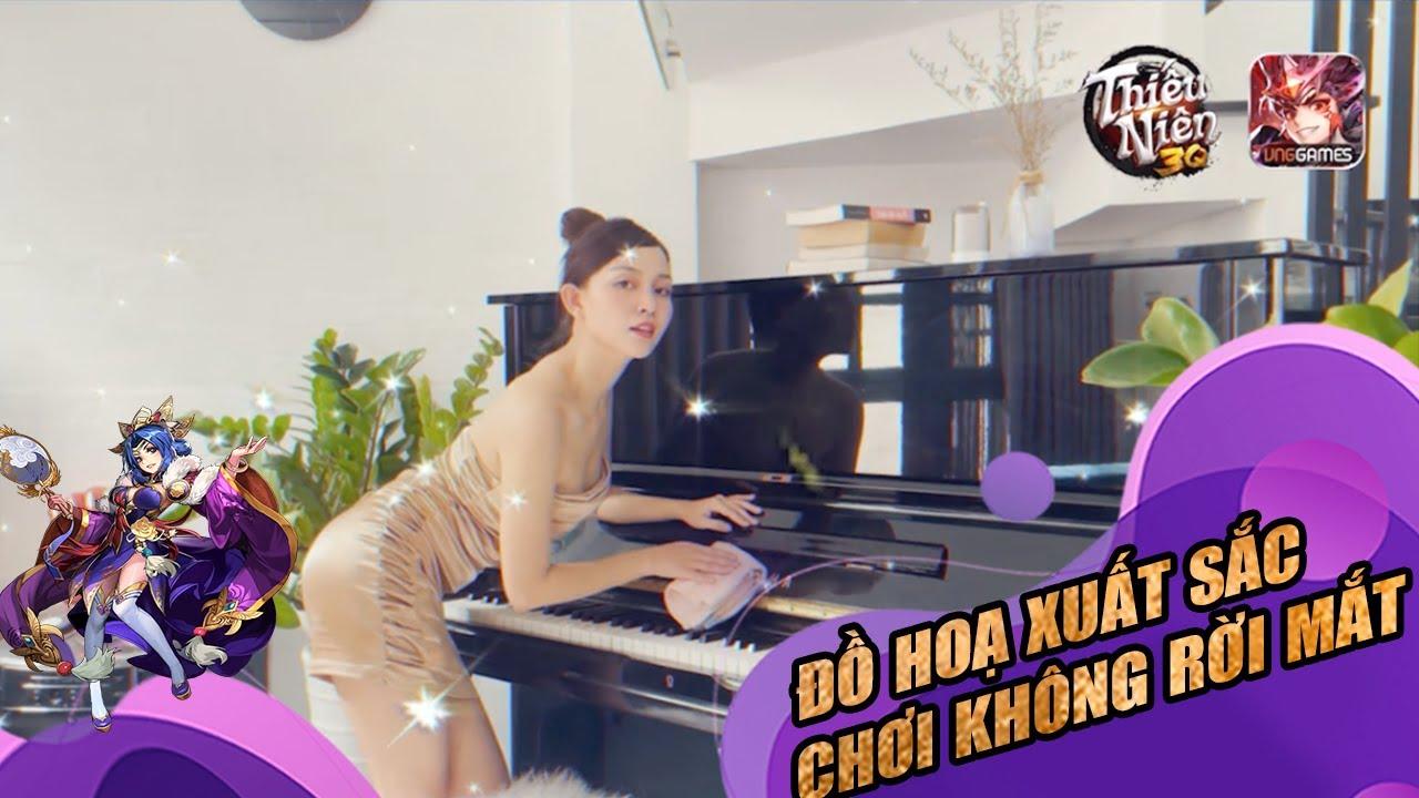【THIẾU NIÊN 3Q】Game Tam Quốc Số 1 Châu Á | ĐỒ HỌA XUẤT SẮC CHƠI KHÔNG RỜI MẮT