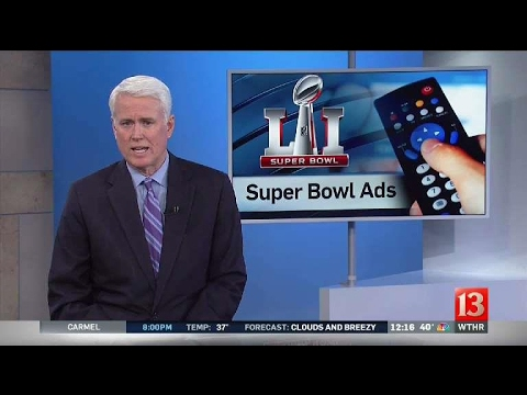 Indy 500 Keeps It Local For Super Bowl Ad (Tues Noon Report)