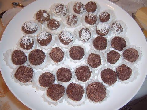 Конфеты Рафаэлло кулинарный рецепт
