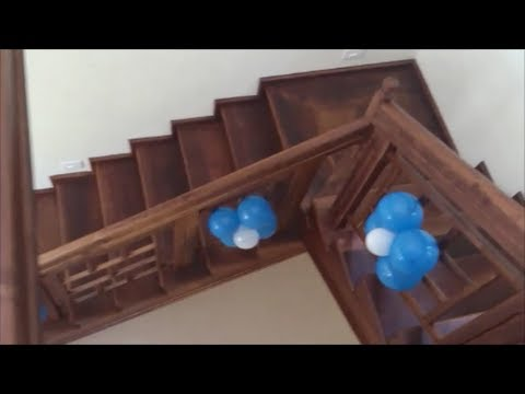 Wooden Stair Case Kerala Style Wooden Steps Youtube