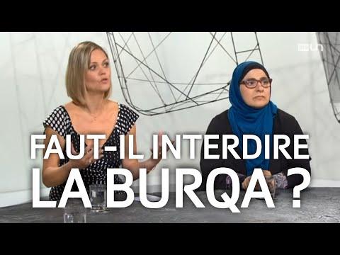 Burqa: ce qu'en pensent les femmes
