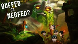TINY BUFFED OR NERFED? | Outlanders Patch (SingSing Dota 2 Highlights #1469)