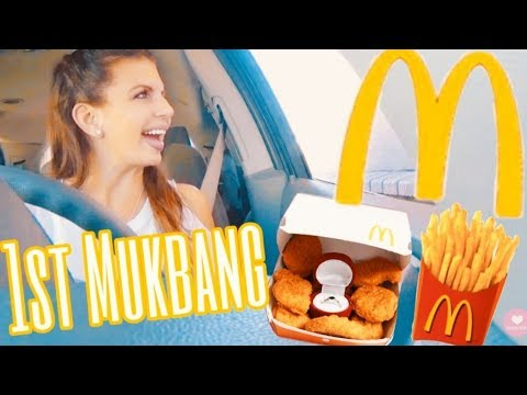 OOPS! | MCDONALDS MUKBANG | LETS CHAT | DAY IN THE LIFE | SINGLE MOM OF TWO