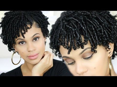 Simple Protective Hairstyles For Short Natural Hair Silkup