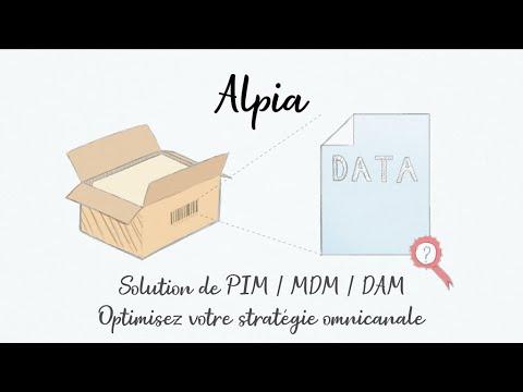 ALPIA (PIM - Product Information Management) FR